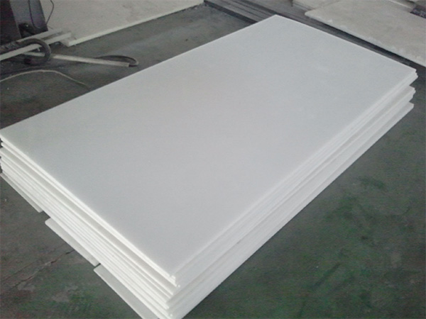 玻璃厂专用白色耐磨衬板