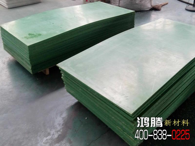 超高分子量聚乙烯绿板